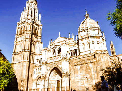 Toledo Día Completo Con Catedral y Almuerzo Típico