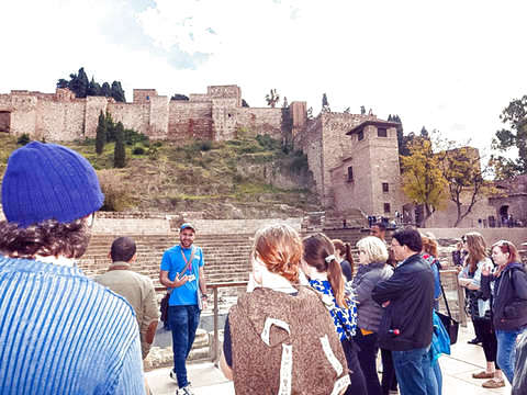 Tour Private Group in Malaga (Total Price) Max 30 People