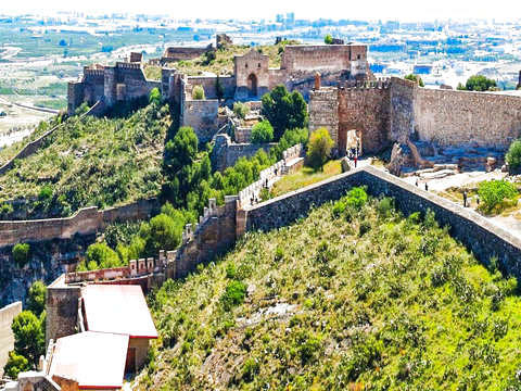 Sagunto + Castle + Roman Theater + Historical Helmet