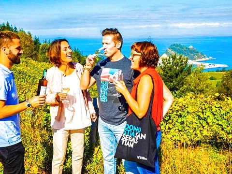 Gueteria: Tour Bodega de Vino + Cata