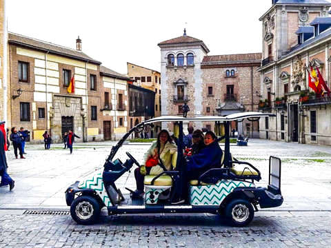 Buggy: Todo Todito Tour (3h for up to 5 people)