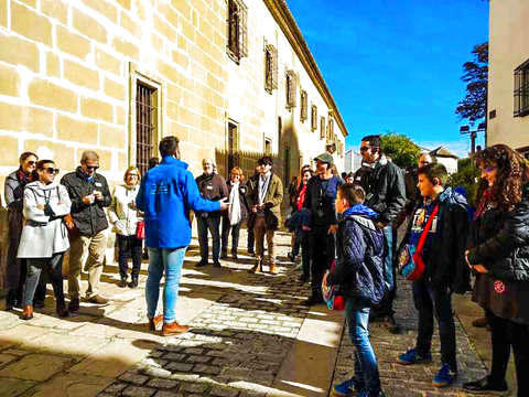 Baeza: Tour Guided Tour
