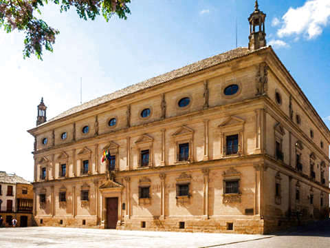 Úbeda: Guided Tour Tour