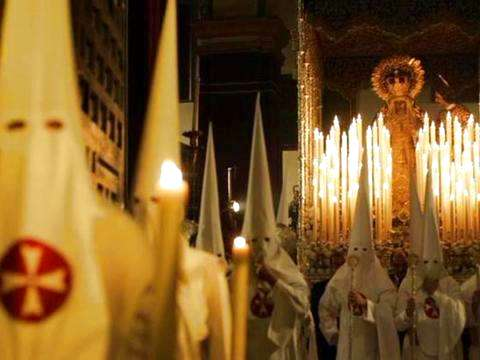 Holy Week of Seville - Saturday of Passion