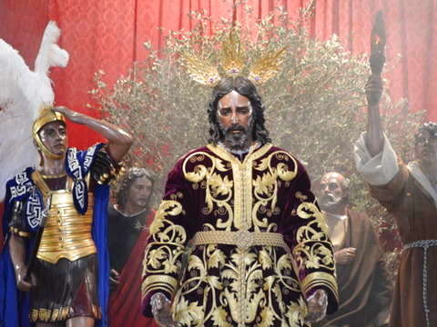 Holy Week in Seville - Holy Wednesday