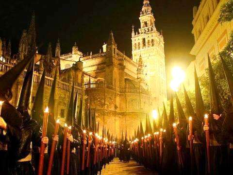 Holy Week in Seville - Holy Saturday