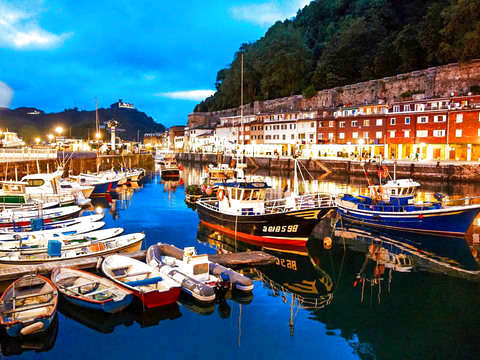 San Sebastián: Sensational Guided Bicycle Tour