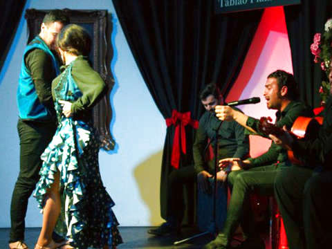 Granada: Flamenco Show + Drinks