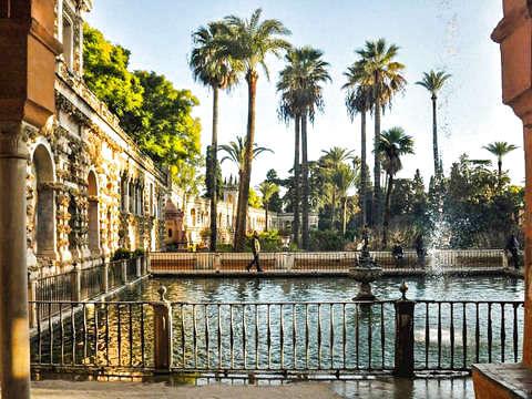 Seville: Al Alcázar Route