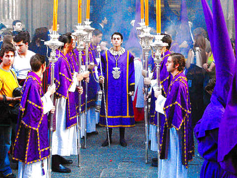 Savilla: Holy Week - Special Route