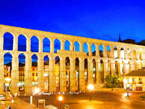 Full Day Tour to Toledo and Segovia