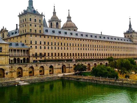 Desde Madrid: Tour a el Escorial y Valle de los Caídos