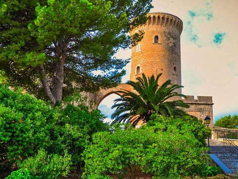 Audioguia Experience: Bellver Castle Sensory Tour