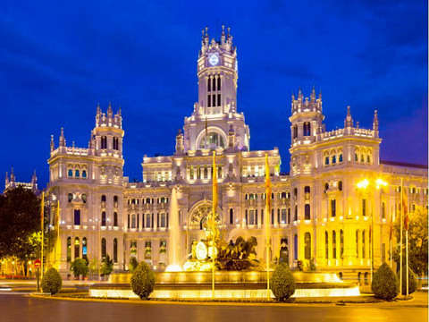 Audioguia Experience: Cervantes Literary Madrid Tour