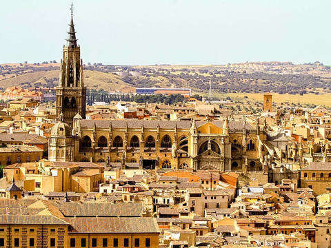 From Madrid: Toledo Express for Explorers