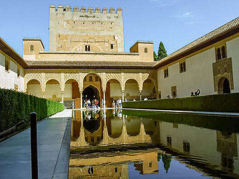 Granada: Guided Tour of the Alhambra and the Nasrid Palaces