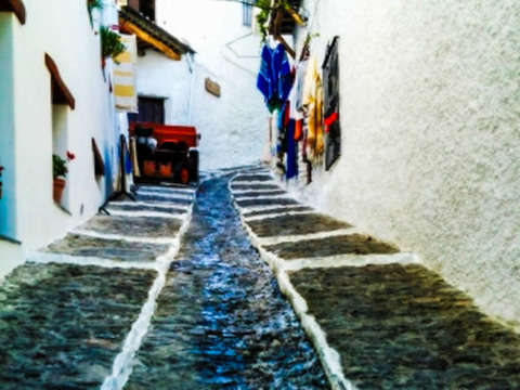 Desde Granada: la Alpujarra