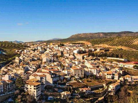From Sevilla: White Villages of Córdoba + Tickets