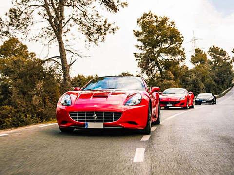 Barcelona: Drive a Ferrari for 90 minutes