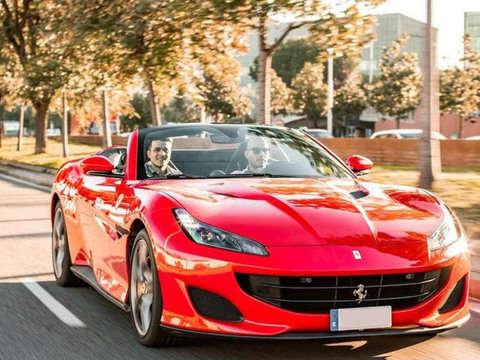 Barceloneta: Conduce Un Ferrari Durante 20 Minutos