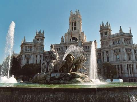 Panoramic Tour in Madrid + Visit Toledo
