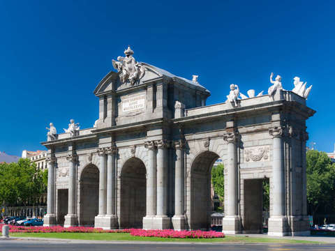 Visit Madrid by Panoramic Bus