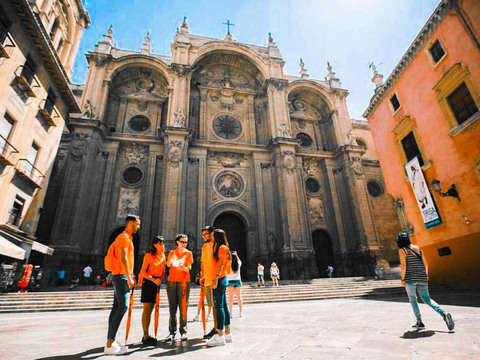Guided visit to the Cathedral of Granada