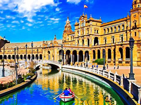 Seville Day Trip from Jerez