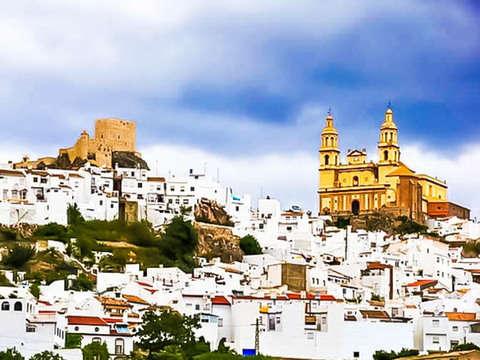 Excursión de Un Día de Jerez a los Pueblos Blancos