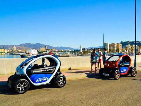Mini Tour in Electric Car