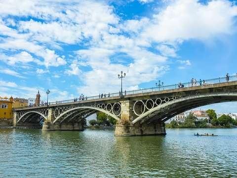 Tour Leyendas de Sevilla