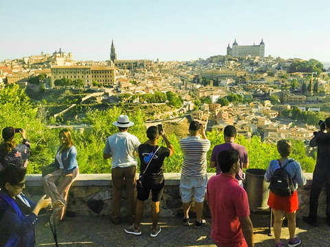 Toledo Essential Half Day from Madrid