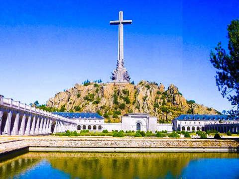 Visita Monasterio de el Escorial y Valle de los Caídos