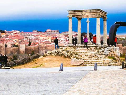 Excursio Ávila & Segovia Con Visitas Guiadas Incluidas
