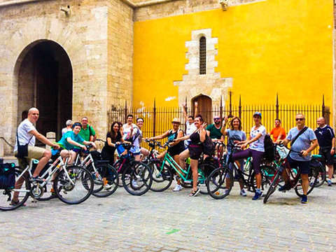 The Best of Valencia in 3 hours City Bike Tour