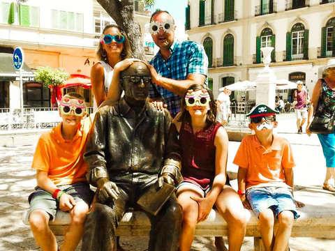 Yincana Urbana Privada en Málaga