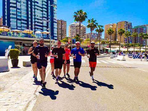 Running Tour Málaga Urbana + Mini Trail
