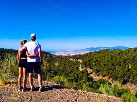 Running y Tour Montes de Málaga 12 Km