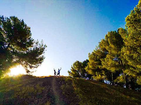 Trail Running 18 Km en el Parque Natural Montes de Málaga
