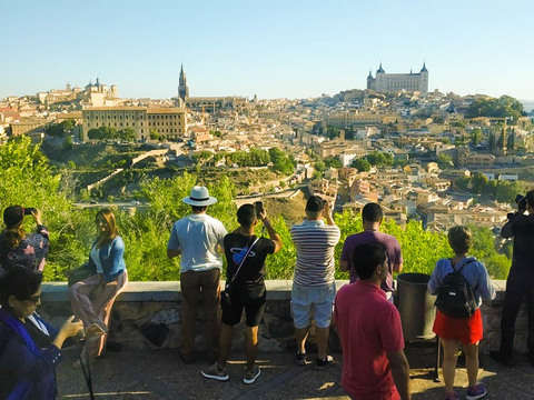 Toledo Excursion With Guided Tour Included from Madrid