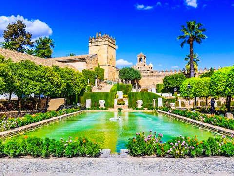 Monumental Córdoba: Alcazar, Jewish Quarter and Mosque