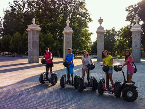 Private Segway Tour For 2h - Various Schedules