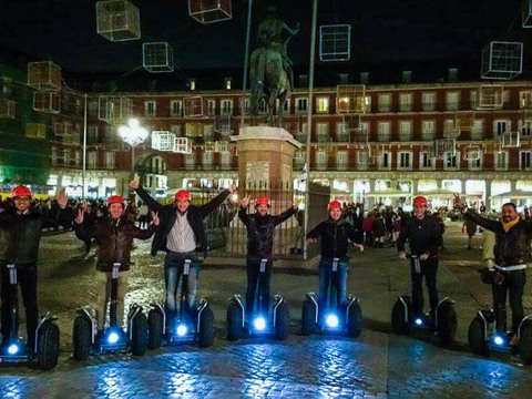 Private Segway Tour - Last Shift of the Day