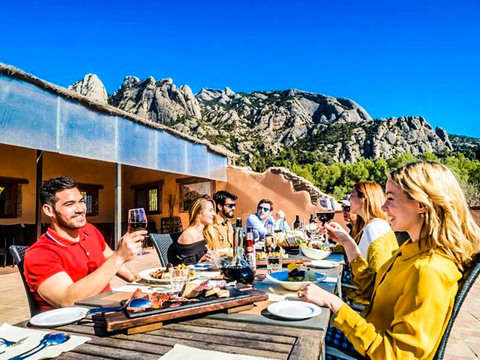 Visit Montserrat Monastery With Cable Car and Food