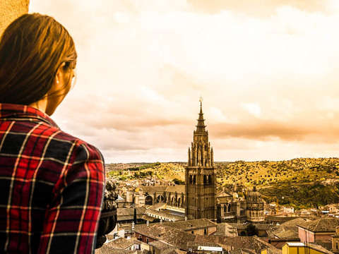 3 Cities in One Day: Segovia, Ávila and Toledo from Madrid