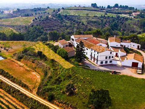 Visita a Bodega y Cata de Vinos + Menú de Temporada
