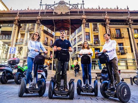 Madrid Segway Fun Tour: Old Town Highlights