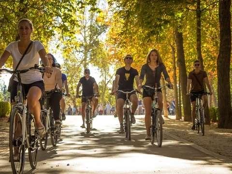 Tour en Bicicleta por Lo Mejor de Madrid