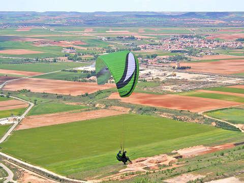 Paragliding - Flight Experience 15 '