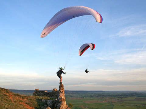 Paragliding - Flight Experience 25 '